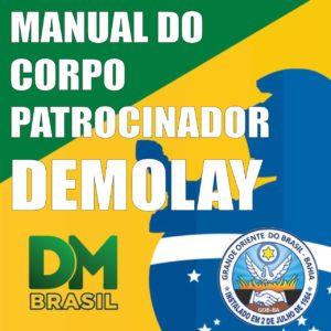Manual do Corpo Patrocinador – DEMOLAY